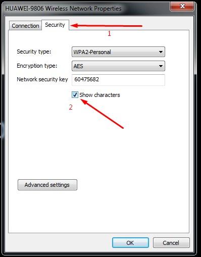 Cara Melihat Dan Mengetahui Password WIFI Di Laptop