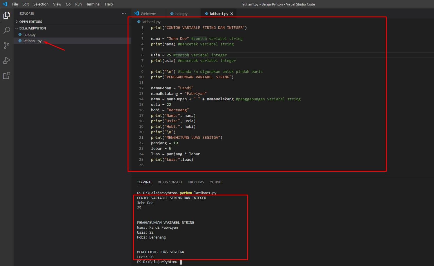 program-sederhana-python